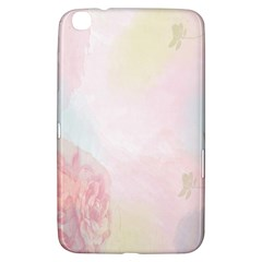 Watercolor Floral Samsung Galaxy Tab 3 (8 ) T3100 Hardshell Case