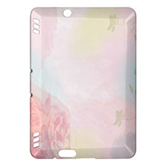 Watercolor Floral Kindle Fire Hdx Hardshell Case