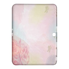 Watercolor Floral Samsung Galaxy Tab 4 (10 1 ) Hardshell Case