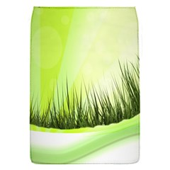 Green Background Wallpaper Texture Flap Covers (s)
