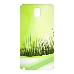 Green Background Wallpaper Texture Samsung Galaxy Note 3 N9005 Hardshell Back Case