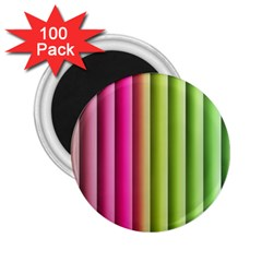 Vertical Blinds A Completely Seamless Tile Able Background 2 25  Magnets (100 Pack)