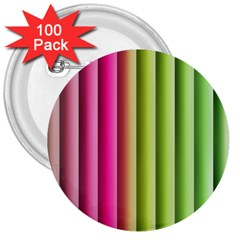 Vertical Blinds A Completely Seamless Tile Able Background 3  Buttons (100 Pack)