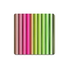 Vertical Blinds A Completely Seamless Tile Able Background Square Magnet