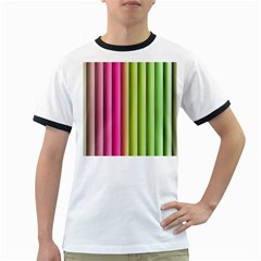 Vertical Blinds A Completely Seamless Tile Able Background Ringer T Shirts