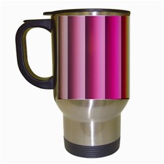 Vertical Blinds A Completely Seamless Tile Able Background Travel Mugs (white)