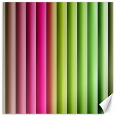 Vertical Blinds A Completely Seamless Tile Able Background Canvas 16  X 16