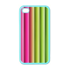 Vertical Blinds A Completely Seamless Tile Able Background Apple Iphone 4 Case (color)