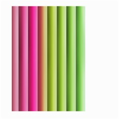 Vertical Blinds A Completely Seamless Tile Able Background Large Garden Flag (two Sides)