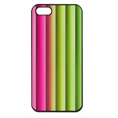 Vertical Blinds A Completely Seamless Tile Able Background Apple Iphone 5 Seamless Case (black)