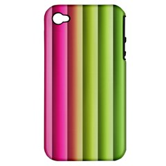 Vertical Blinds A Completely Seamless Tile Able Background Apple Iphone 4/4s Hardshell Case (pc+silicone)