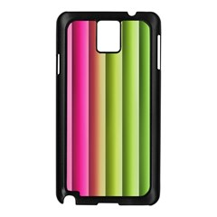 Vertical Blinds A Completely Seamless Tile Able Background Samsung Galaxy Note 3 N9005 Case (black)