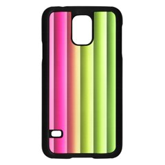 Vertical Blinds A Completely Seamless Tile Able Background Samsung Galaxy S5 Case (black)