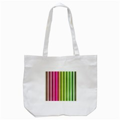 Vertical Blinds A Completely Seamless Tile Able Background Tote Bag (white)