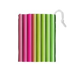 Vertical Blinds A Completely Seamless Tile Able Background Drawstring Pouches (medium)