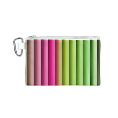Vertical Blinds A Completely Seamless Tile Able Background Canvas Cosmetic Bag (s)