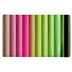 Vertical Blinds A Completely Seamless Tile Able Background Apple Ipad Pro 9 7   Flip Case