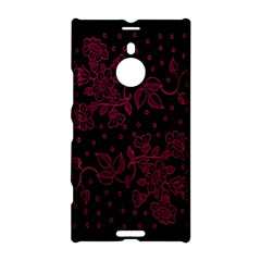 Pink Floral Pattern Background Nokia Lumia 1520