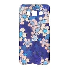 Lovely Floral 29 C Samsung Galaxy A5 Hardshell Case