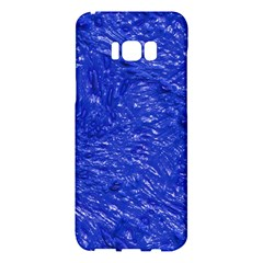 Thick Wet Paint A Samsung Galaxy S8 Plus Hardshell Case