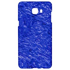 Thick Wet Paint A Samsung C9 Pro Hardshell Case