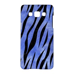 Skin3 Black Marble & Blue Watercolor (r) Samsung Galaxy A5 Hardshell Case