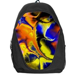 Fractal Art Pattern Cool Backpack Bag