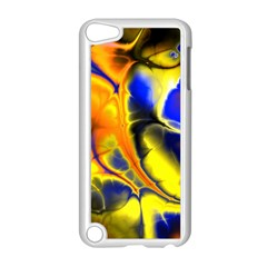 Fractal Art Pattern Cool Apple Ipod Touch 5 Case (white)