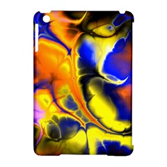 Fractal Art Pattern Cool Apple Ipad Mini Hardshell Case (compatible With Smart Cover)