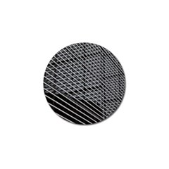 Abstract Architecture Pattern Golf Ball Marker (10 Pack)