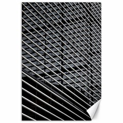 Abstract Architecture Pattern Canvas 24  X 36