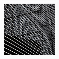 Abstract Architecture Pattern Medium Glasses Cloth