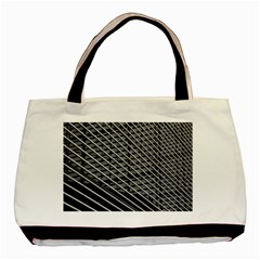Abstract Architecture Pattern Basic Tote Bag (two Sides)