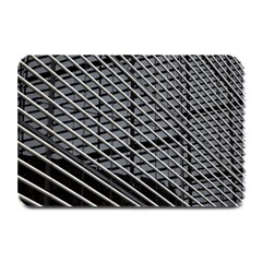 Abstract Architecture Pattern Plate Mats
