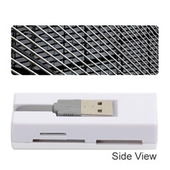 Abstract Architecture Pattern Memory Card Reader (stick)