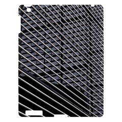 Abstract Architecture Pattern Apple Ipad 3/4 Hardshell Case