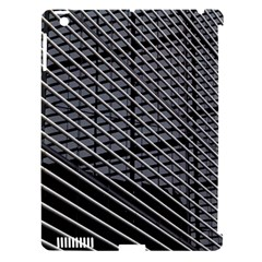 Abstract Architecture Pattern Apple Ipad 3/4 Hardshell Case (compatible With Smart Cover)