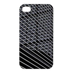 Abstract Architecture Pattern Apple Iphone 4/4s Premium Hardshell Case