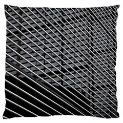 Abstract Architecture Pattern Large Cushion Case (one Side)