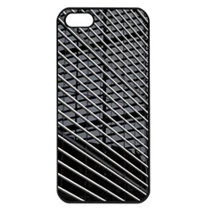 Abstract Architecture Pattern Apple Iphone 5 Seamless Case (black)