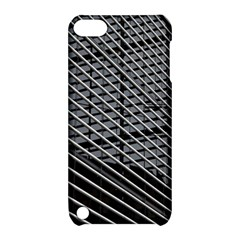 Abstract Architecture Pattern Apple Ipod Touch 5 Hardshell Case With Stand
