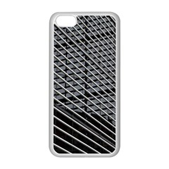 Abstract Architecture Pattern Apple Iphone 5c Seamless Case (white)