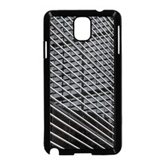 Abstract Architecture Pattern Samsung Galaxy Note 3 Neo Hardshell Case (black)