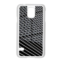 Abstract Architecture Pattern Samsung Galaxy S5 Case (white)