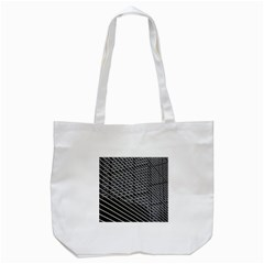 Abstract Architecture Pattern Tote Bag (white)