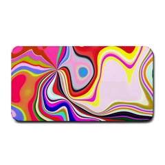 Colourful Abstract Background Design Medium Bar Mats