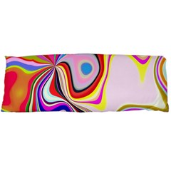 Colourful Abstract Background Design Body Pillow Case Dakimakura (two Sides)