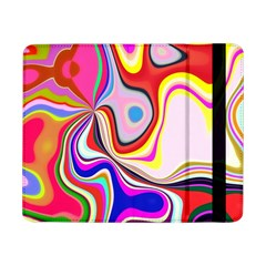 Colourful Abstract Background Design Samsung Galaxy Tab Pro 8 4  Flip Case