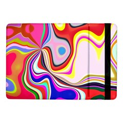 Colourful Abstract Background Design Samsung Galaxy Tab Pro 10 1  Flip Case