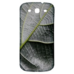 Leaf Detail Macro Of A Leaf Samsung Galaxy S3 S Iii Classic Hardshell Back Case